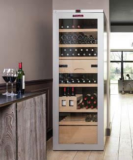 Comparatif caves à vins de conservation
