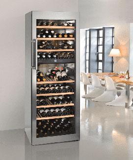 Comparatif caves à vins multitempératures