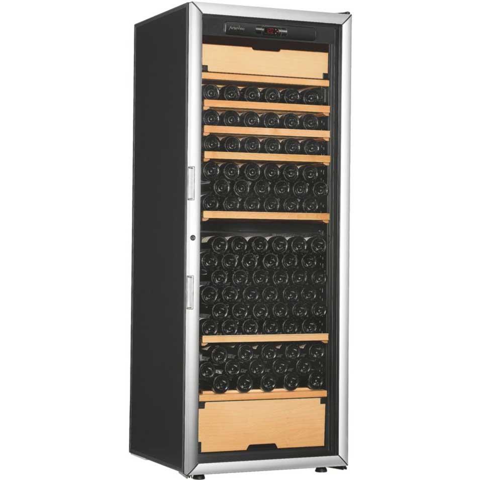 ArteVino Cave à vin multifonction - 199 bouteilles - OXG3T199NVD