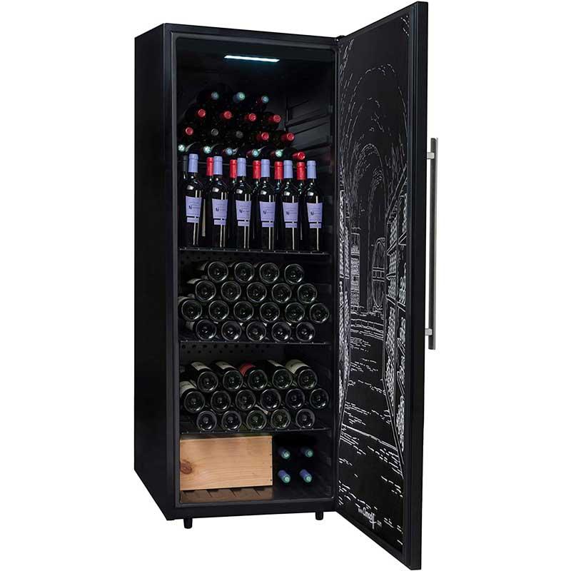 Cave à vin de garde multi-températures Climadiff PCLP205