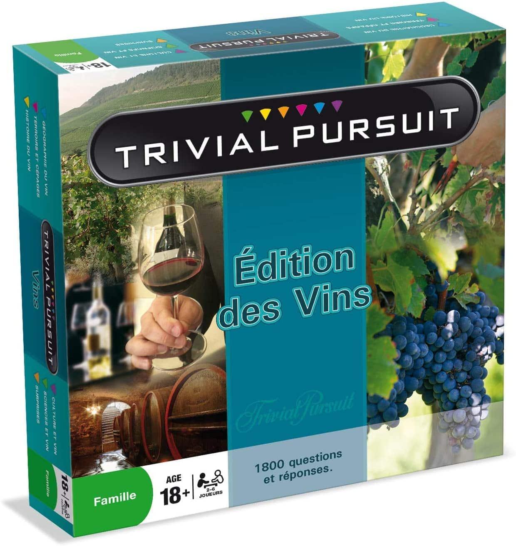 TRIVIAL PURSUIT EDITIONS DES VINS
