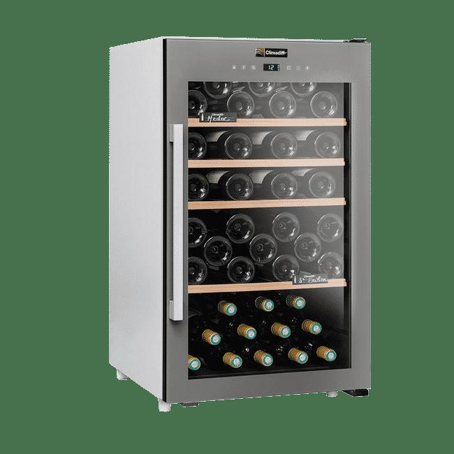 Petite cave à vin de service Climadiff CLS63