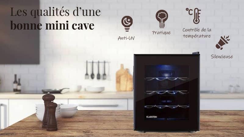 Quelle petite cave à vin choisir ?