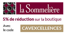 code promo La Sommelière